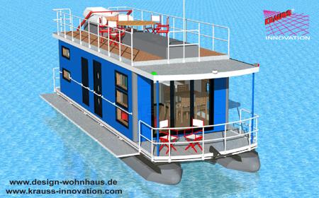 krauss suv hausboot direkt vom hersteller 88285 bodnegg ahornstrasse 26 kreis ravensburg. Black Bedroom Furniture Sets. Home Design Ideas